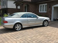 2001 merceds clk430 amg convertible in mint conditio with only 70000 km , never  winter driven. Dollard-des-Ormeaux