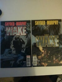 Snyder. Murphy The Wake ,Vertigo 6417 km