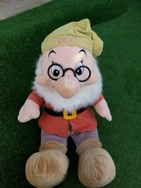 "Disney Seven Dwarfs ""Doc"" Plush  Los Angeles, 91316"