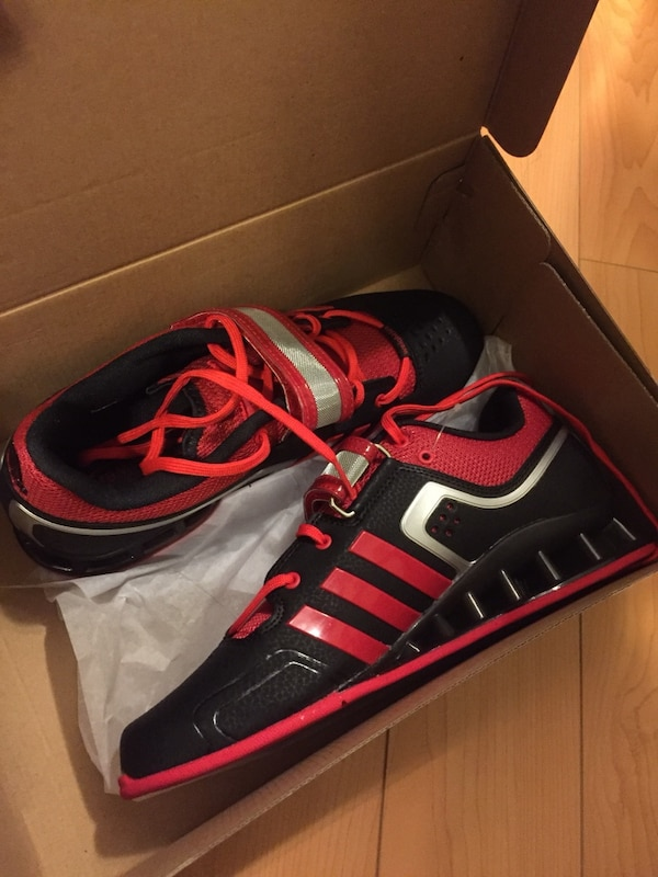358167404eb3 Used Adipower weightlifting shoes for sale in Vancouver - letgo