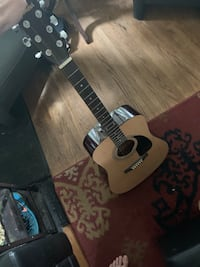 Acoustic fender guitare negotiable
