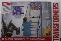 Transformers Super Shootout Basketball 778 mi