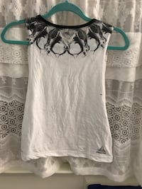 women's white and black tank top Rochester, 48307