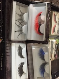 Lots and lots of whimsical lashes!  Toronto, M2J 3B8