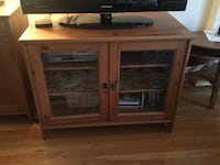 TV stand solid wood 229 mi
