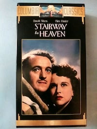 Stairway to Heaven vhs