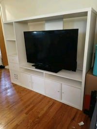 White TV Stand Great Condition Los Angeles, 91423