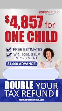 Double your tax refund!