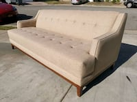 Brown Tufted Couch West Covina, 91790
