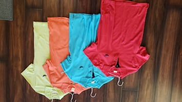 Holister Polos for Men (size S) 4 pieces in bundle for $27.