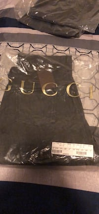 Black Gucci Jeans