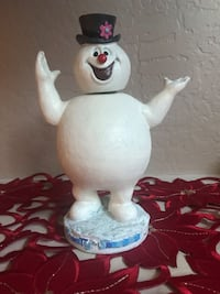 FROSTY the Snowman Bobblehead Limited Edition Mervyns 2001  Chandler, 85286