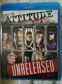 the attitude unreleased blu ray disc Victoria, 77904