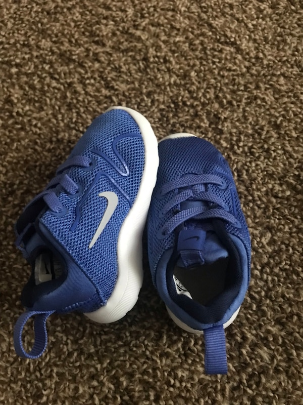 a102e53b6 Used Nike baby boy shoes for sale in Graham - letgo