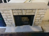 Electric fireplace Works $50 (update..pending) Monroe, 48161