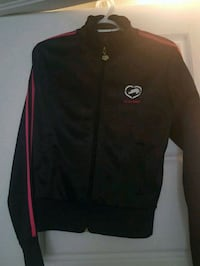 black and red Ecko Unltd. zip-up track jacket Brantford, N3T 5L5