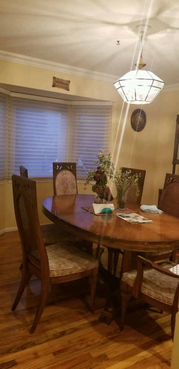 8 Ft Dining Table With 6 Chairs