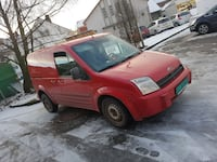 Ford - Transit Connect - 2005 Sandnes, 4306