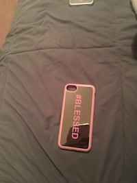 white and pink #blessed iPhone case Desert Hot Springs, 92240