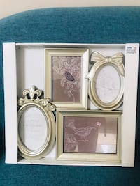 FANCY photo frame in new condition  North Vancouver, V7N 3A7