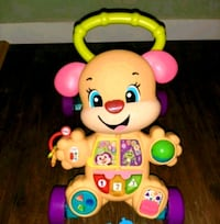 Push toy for babys learning to walk  Châteauguay, J6J 1B7
