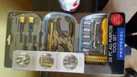 26 pieces All Purpose Tool Set