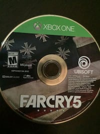 Far cry 5 Xbox one game! Beaumont, T4X
