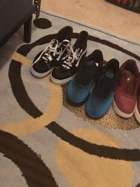 4 pairs of shoes (beaters) Lathrup Village, 48076