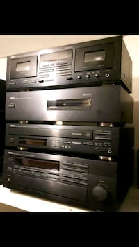 Yamaha receiver system  London, N6L 0B4