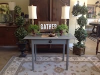TABLE - FRENCH/FARMHOUSE/RUSTIC CHIC Chino, 91710