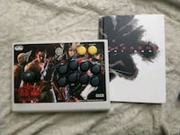 Tekken 6 collector edition fight stick and art book Chicago, 60647
