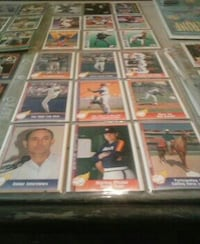 Over 1500 baseball trading card collection Shallowater, 79363