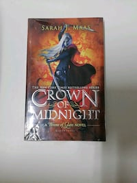 Corwn of midnight / Sarah j. Maas english novel  Hobyar Mahallesi, 34112
