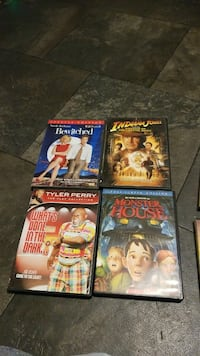 Movies for 5 you get 5 movies for 5