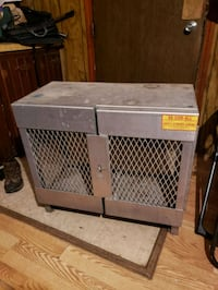 gray and black pet cage Buford