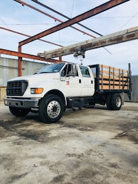 2001 Ford F-650 COMMERCIAL HAULER Los Angeles