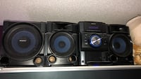 Sony sound system with subwoofer Vaughan, L4H 2B6