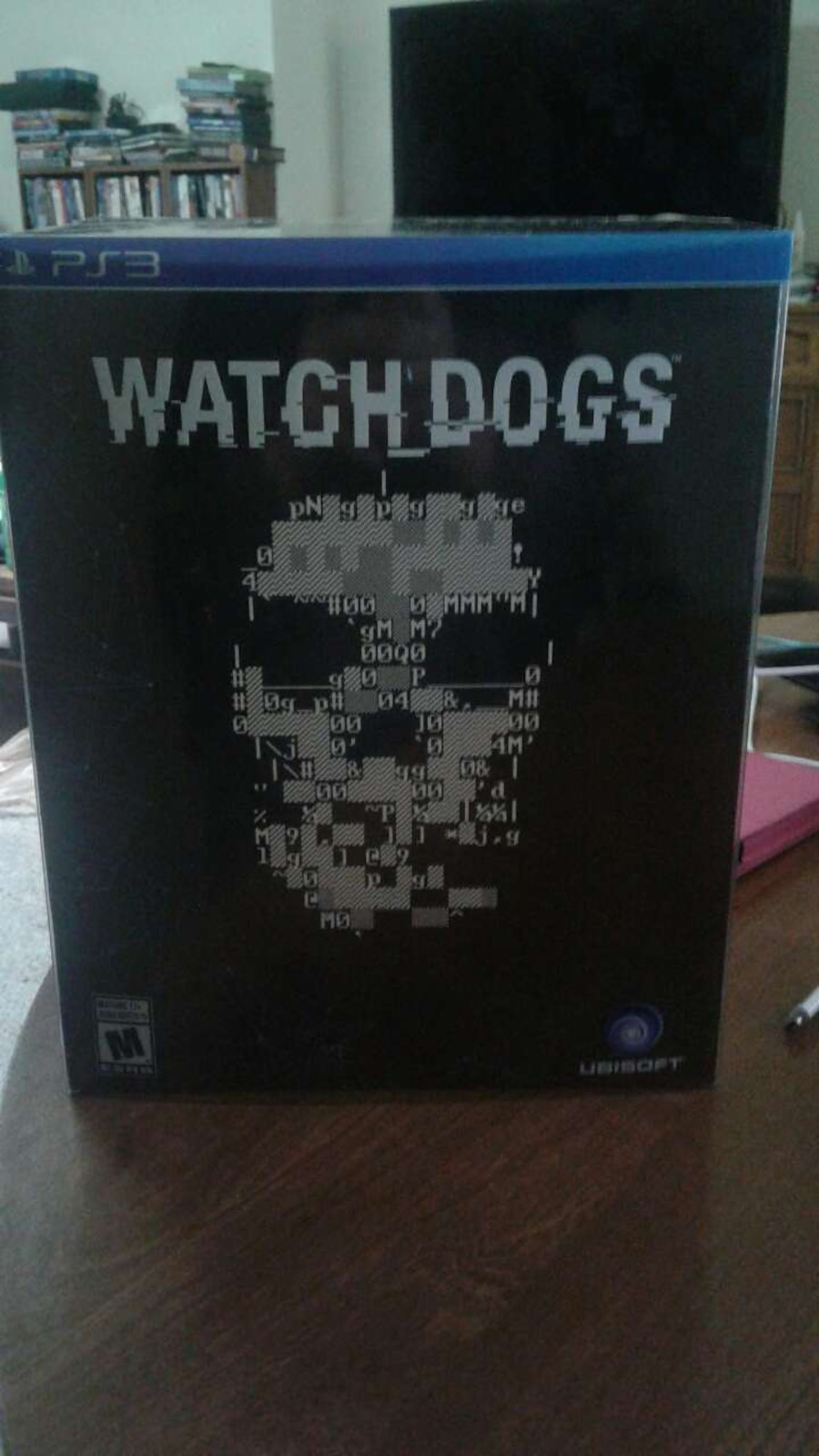 Watch Dogs Limited Edition Ps