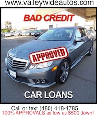 As low as $500 DOWN - 100% approvals!
