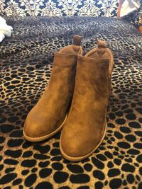 Brown sued boots