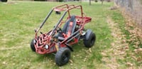 Hammerhead Twister Off Road Go Kart