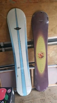 Sims snowboards Coquitlam, V3K 2N3