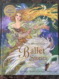 The Barefoot Book of Ballet Stories + 2 Story CDs Oakville