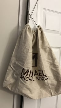 Large Michael Kors dust Bag size 20X20 Silver Spring, 20904