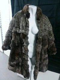 100% Fur Winter Cape Huntsville