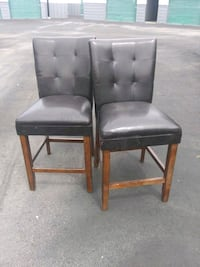 4 chairs e in good condition Las Vegas, 89146