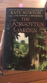 Roman. The forgotten garden. Tiller, 7091