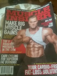 muscle mag