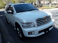 2008 Infiniti QX56 Baltimore County