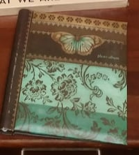 Small butterfly photo album-brand new North Fort Myers